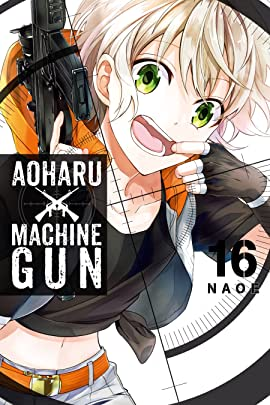 Aoharu x Machinegun Tome 16