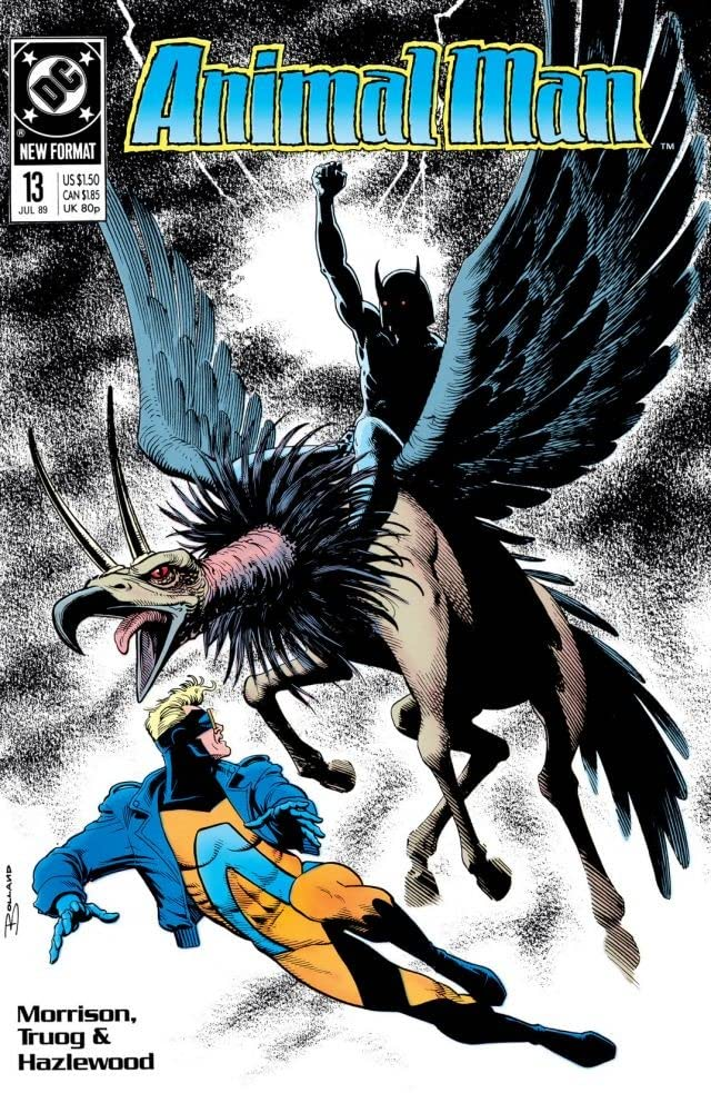 Animal Man (1988-1995) #13