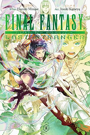 Final Fantasy Lost Stranger Tome 4