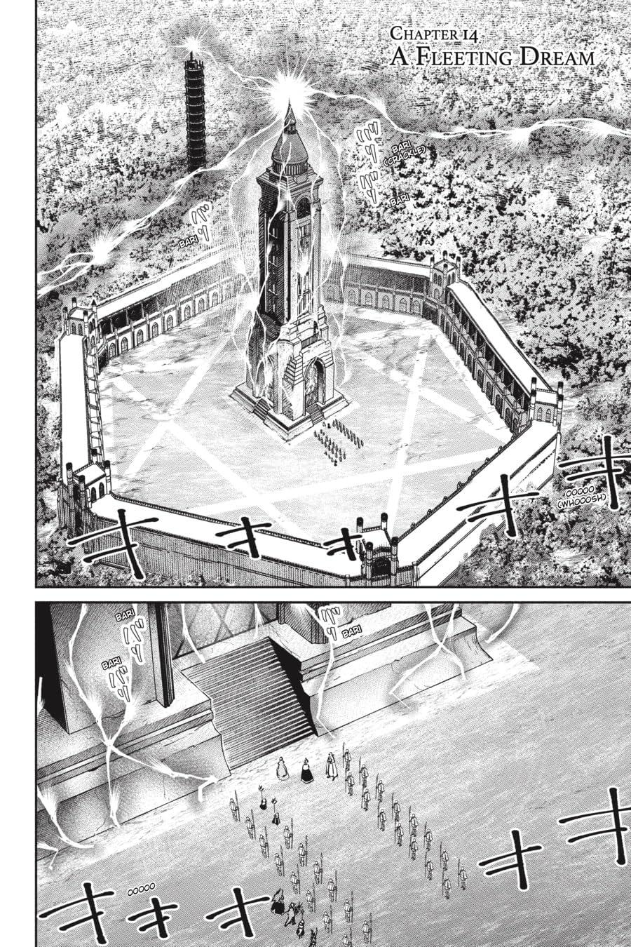 Final Fantasy Lost Stranger Vol. 4