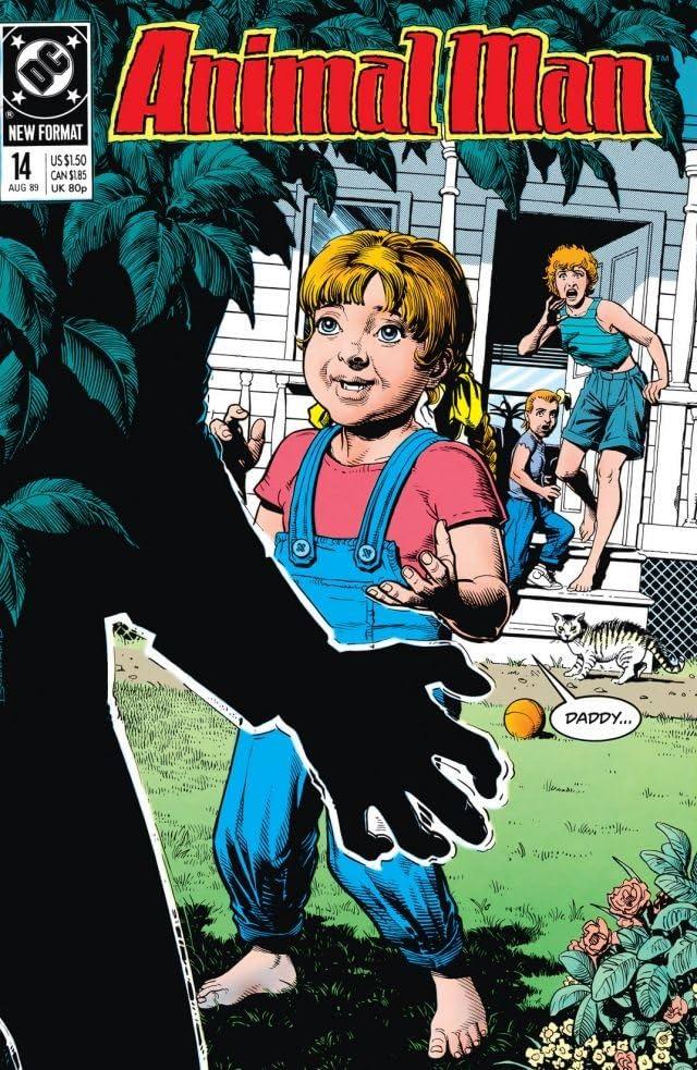 Animal Man (1988-1995) #14