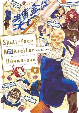 Skull-face Bookseller Honda-san Vol. 3