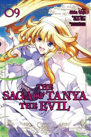 The Saga of Tanya the Evil Vol. 9