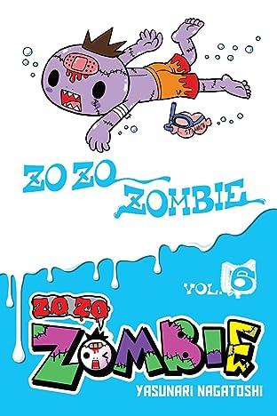 Zo Zo Zombie Tome 6