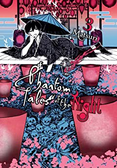 Phantom Tales of the Night Tome 3