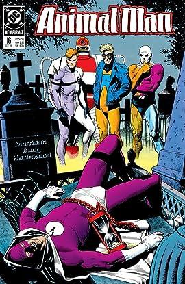 Animal Man (1988-1995) #16
