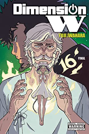 Dimension W Tome 16