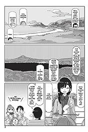 Laid-Back Camp Vol. 8