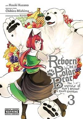 Reborn as a Polar Bear Vol. 3