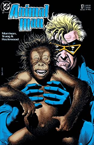 Animal Man (1988-1995) No.17