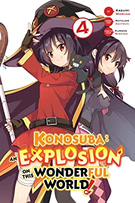 Konosuba: An Explosion on This Wonderful World! Vol. 4