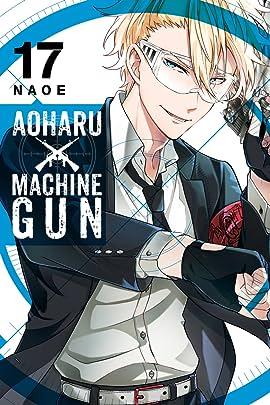 Aoharu x Machinegun Tome 17