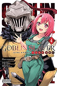Goblin Slayer Side Story: Year One Tome 4