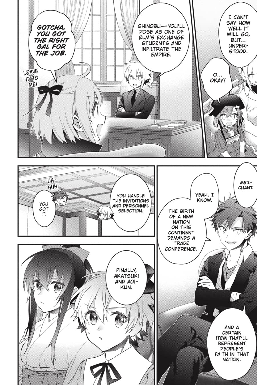 High School Prodigies Have It Easy Even in Another World! Vol. 7