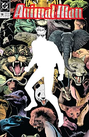 Animal Man (1988-1995) No.18