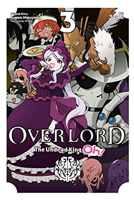 Overlord: The Undead King Oh! Vol. 3