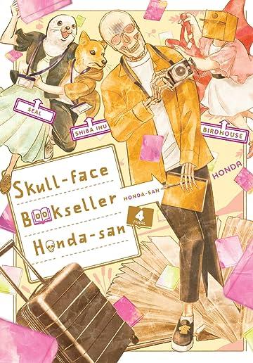 Skull-face Bookseller Honda-san Vol. 4