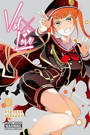 Val x Love Vol. 8