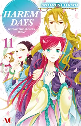 HAREM DAYS THE SEVEN-STARRED COUNTRY Vol. 11