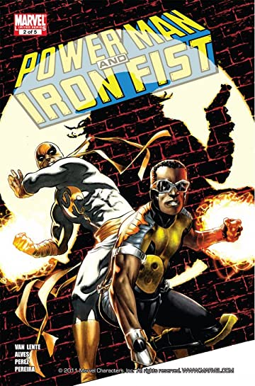Power Man and Iron Fist (2010-2011) #2 (of 5)