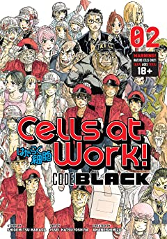 Cells at Work! CODE BLACK Vol. 2