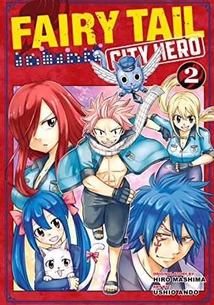 Fairy Tail: City Hero Vol. 2