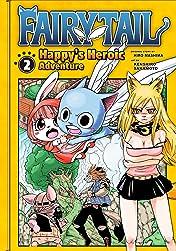 Fairy Tail: Happy's Heroic Adventure Vol. 2