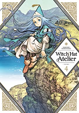 Witch Hat Atelier Vol. 4