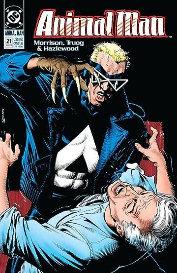 Animal Man (1988-1995) #21