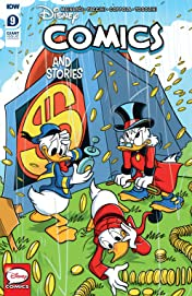 Disney Comics and Stories #9