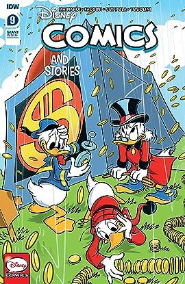 Disney Comics and Stories #9