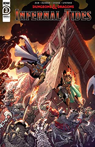 Dungeons & Dragons: Infernal Tides No.3 (sur 5)