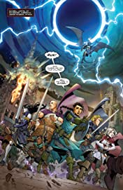 Dungeons & Dragons: Infernal Tides #3 (of 5)
