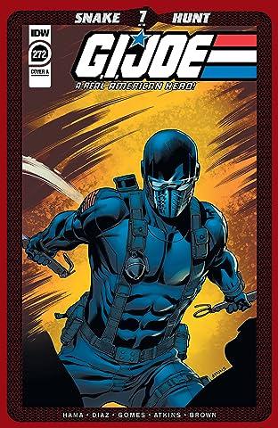 G.I. Joe: A Real American Hero #272