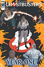 Ghostbusters: Year One #1 (of 4)