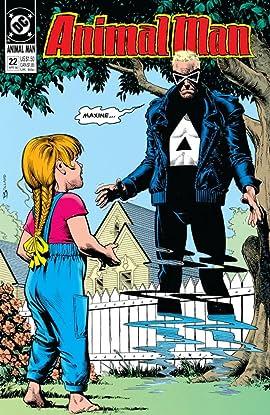 Animal Man (1988-1995) #22