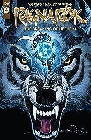 Ragnarök: The Breaking of Helheim #4 (of 6)