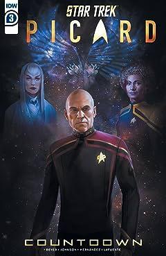 Star Trek: Picard—Countdown No.3 (sur 3)