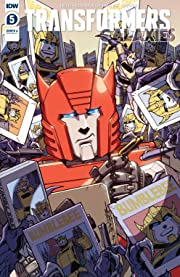 Transformers Galaxies #5