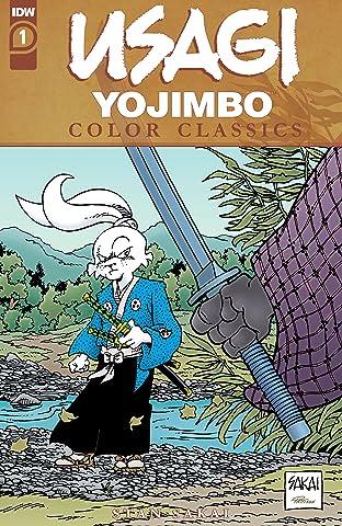 Usagi Yojimbo Color Classics #1