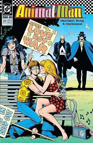 Animal Man (1988-1995) #23