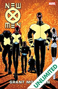New X-Men by Grant Morrison Ultimate Collection Book 1