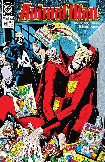Animal Man (1988-1995) #24