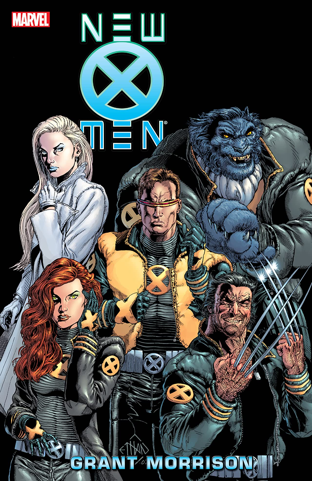 New X-Men by Grant Morrison Ultimate Collection Book 2