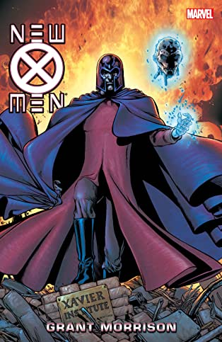 New X-Men by Grant Morrison Ultimate Collection Book 3
