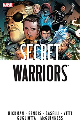 Secret Warriors: The Complete Collection Tome 1