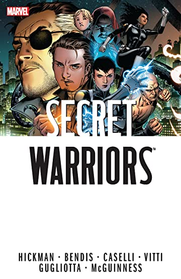 Secret Warriors: The Complete Collection Vol. 1
