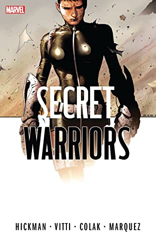 Secret Warriors: The Complete Collection Vol. 2
