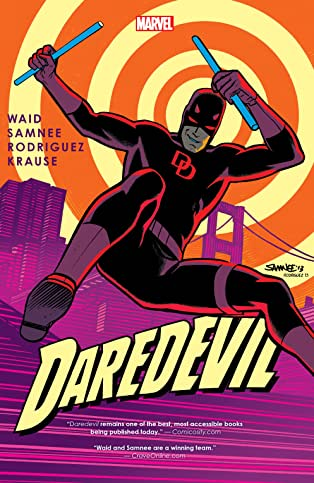 Daredevil by Mark Waid and Chris Samnee Vol. 4 Collection
