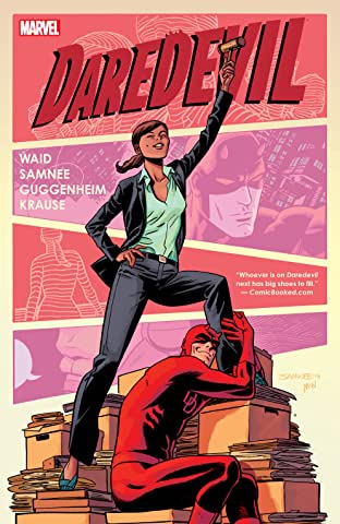 Daredevil by Mark Waid and Chris Samnee Vol. 5 Collection